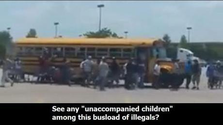 Illegals at NC Walmart