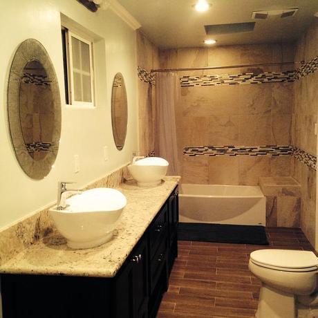 Modern Bathroom Efficiency