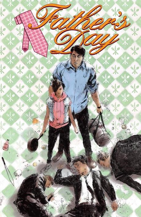 FATHER'S DAY coming soon from Dark Horse