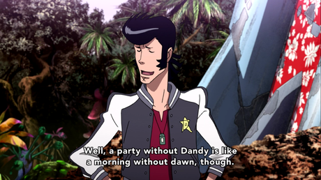 Space Dandy Season 2 Episode 2