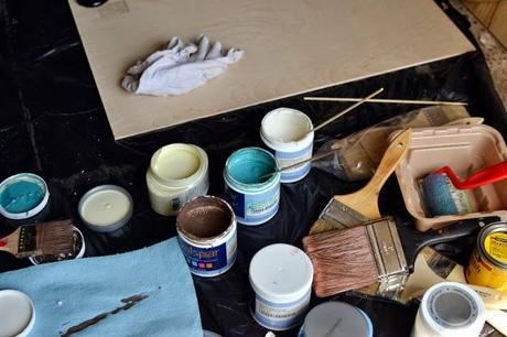Colors for painting boards