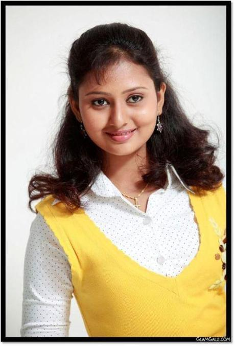 This young woman or teenage girl is named Amoolya. She is a South Indian.