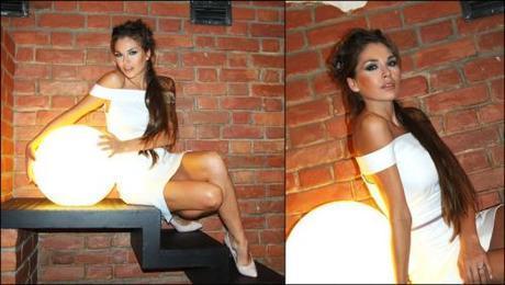 Extremely exotic woman from Bashkortia.