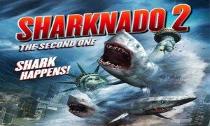 Sharknado 2? Yes, Please