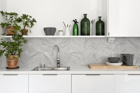 FOCUS ON | Marble for the kitchen