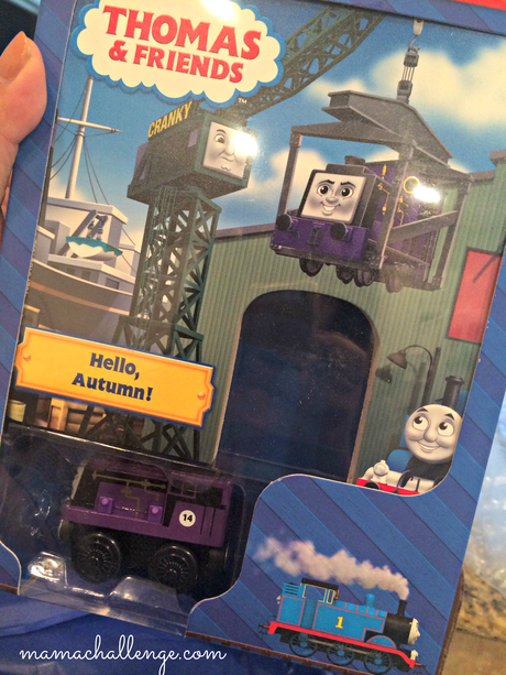 Finally! Make Your Own Thomas & Friends' Engine