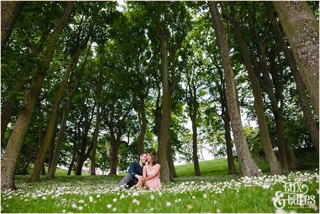Scarborugh engagement shoto peasholme park