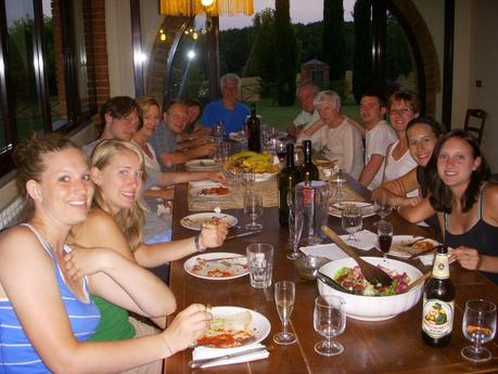 Throwback Thursday: A Family Reunion in Italy