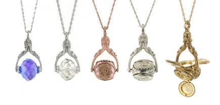 spinner necklaceUnique Antique Replica Must Haves