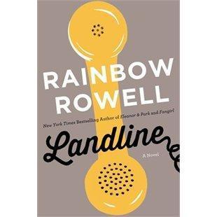 Friday Reads; Landline by Rainbow Rowell