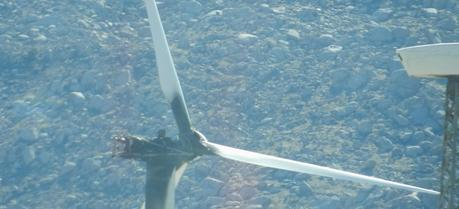 Researchers suggest that incidents of wind turbines catching fire are a big problem