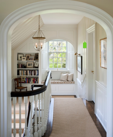 Hallways are Rooms Too: Design Them for Living