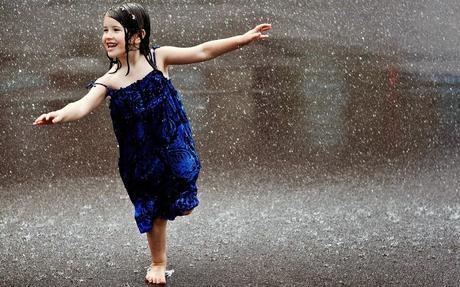 Rains are to enjoy!