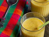 Mango Almond Milkshake Recipe Make