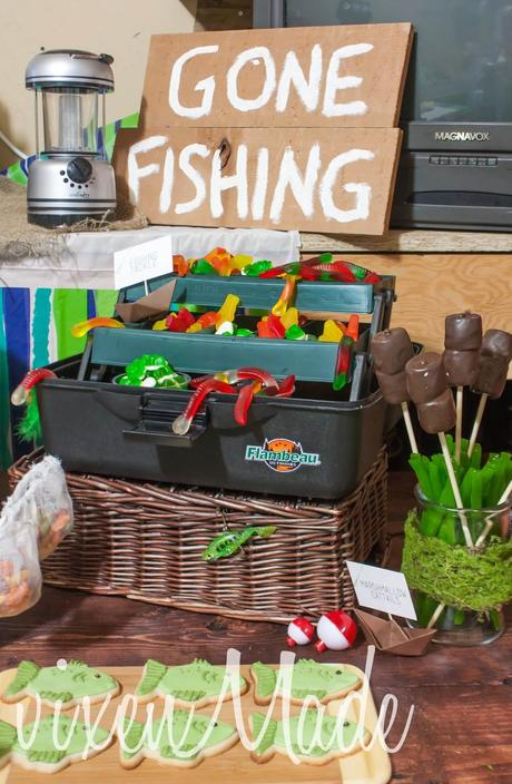 Fishing Themed Party