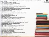 #BookadayUK July 2014 -week Three Round-up