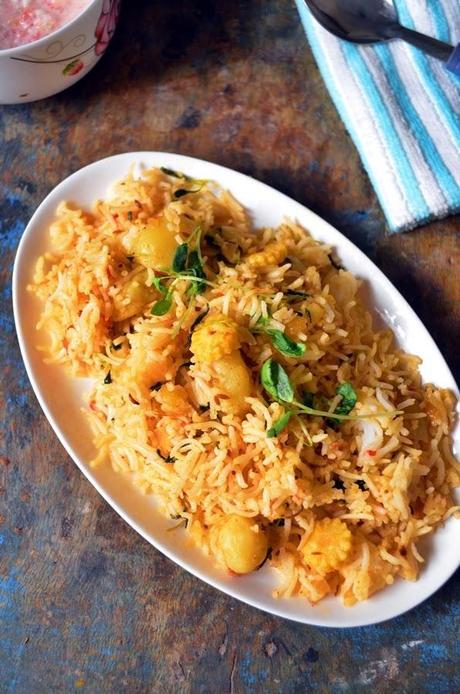 how to make methi masala