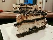 Oreo Explosion Cream Cake