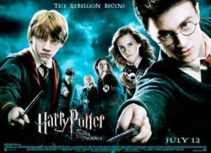 Harry Potter Phoenix Pic