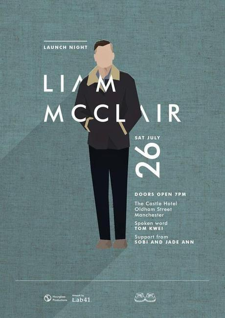 EP review: Liam McClair - Honey. A mellifluous and soothing jar of heartfelt and heart-rending compositions