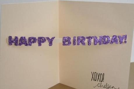 Fun Crafty DIY Birthday Cards – Fun Homemade Birthday Cards