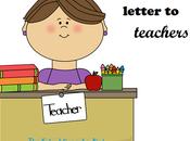 Dear Teachers, Inconsistency Breeds Behavior