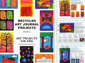 NEW! Recycled Journal Book