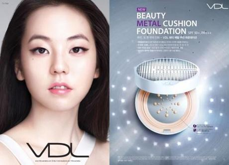 VDL Metal Cushion Foundation sohee