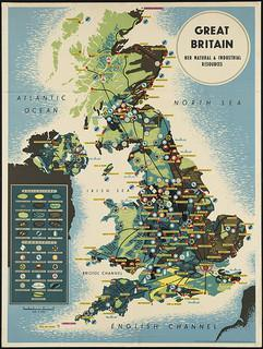 Great Britain. Her natural and industrial reso...