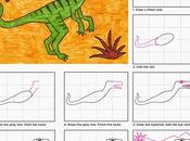 Draw Velociraptor