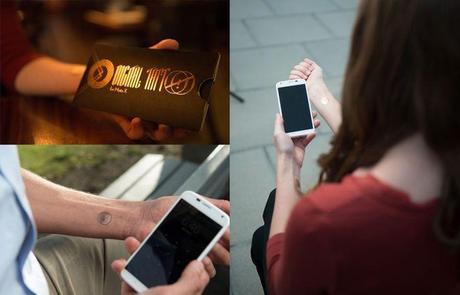 Motorola Digital Tattoos