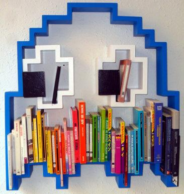 Top 10 Nerdy And Unusual Bookcases Paperblog