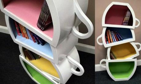 Unusual Bookcases top 10 nerdy and unusual bookcases - paperblog
