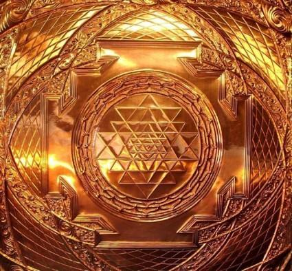 The Sri Yantra – A Cosmic Energy Generator - Paperblog