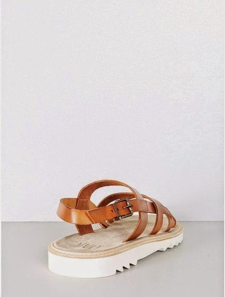 When A Sandal Does Right:  Oak Dandy Sandal