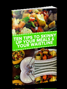 eBook to Skinny Up Your Recipes