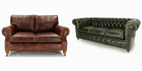 House Home A Leather Sofa Paperblog