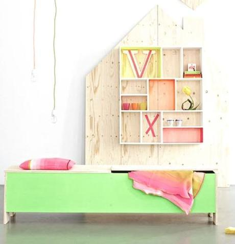 Plywood Decorations For Kids Rooms