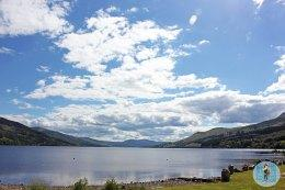 Hanging out with My Parents in Loch Tay