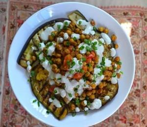 turkey chickpeas
