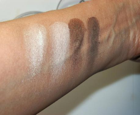 Essence Quattro Eye Shadow 05 To Die For Swatches