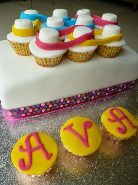How to make a Loom Bands Cake