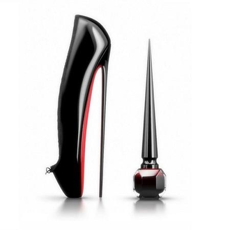 Christian Louboutin Classic Red Rouge Louboutin Nails