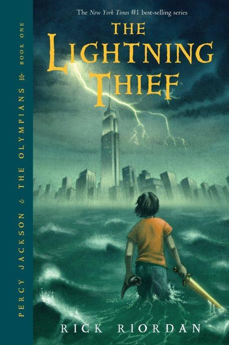 a comparison of collections and the lightning thief a novel by rick riordan