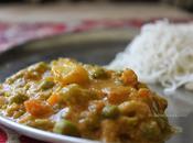 Kurma Mixed Vegetable Korma