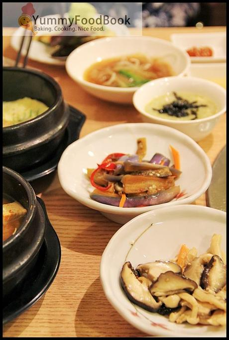 Authentic korean food at sojap neun eobu paperblog for Authentic korean cuisine