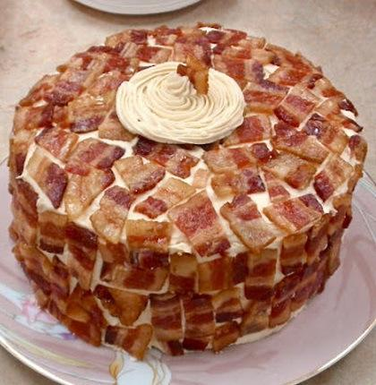 Top 10 Unusual Cakes Made With Meat Paperblog