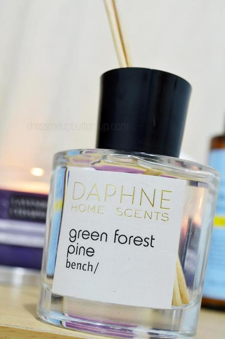 how to make a scent stay on paper