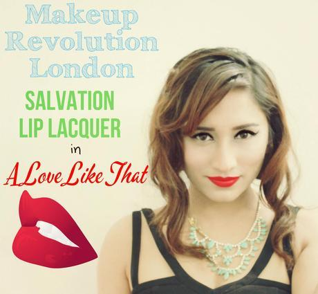 Taylor Swift Inspired Outfit + Look | Featuring The Makeup Revolution Salvation Lip Lacquer in A Love Like That