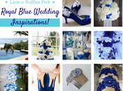It's Royal Blue Wedding